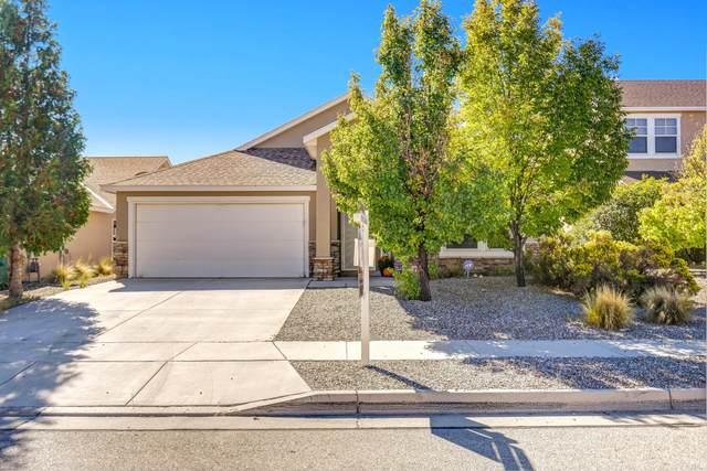 2134 N Ensenada Circle SE, Rio Rancho, NM 87124 (MLS #1003167) :: The Buchman Group