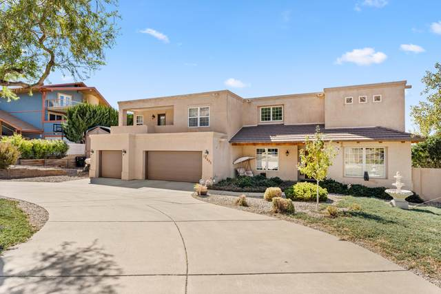 14412 Oakwood Place NE, Albuquerque, NM 87123 (MLS #1003172) :: Campbell & Campbell Real Estate Services