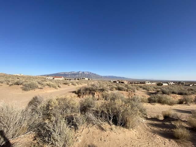 Lot 1 Matamoros Road NE, Rio Rancho, NM 87144 (MLS #1003173) :: Keller Williams Realty