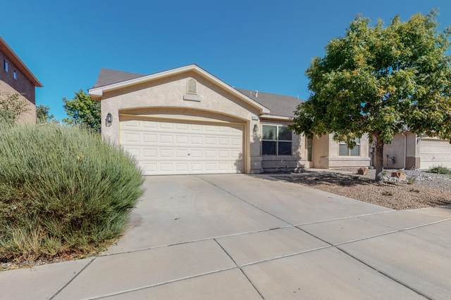 8019 Pony Hills Place NW, Albuquerque, NM 87114 (MLS #1003179) :: Campbell & Campbell Real Estate Services