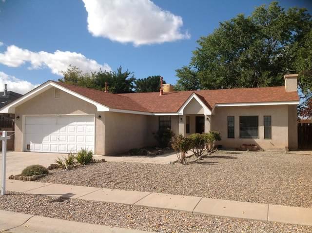 5705 Avenida Chiquita NW, Albuquerque, NM 87120 (MLS #1003189) :: Campbell & Campbell Real Estate Services