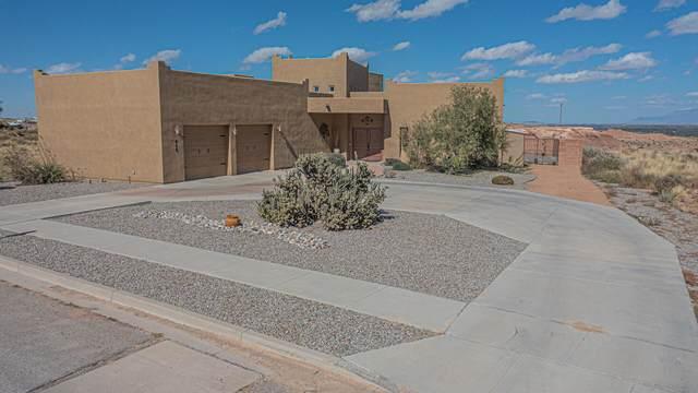 806 Desi Loop, Belen, NM 87002 (MLS #1003194) :: Campbell & Campbell Real Estate Services