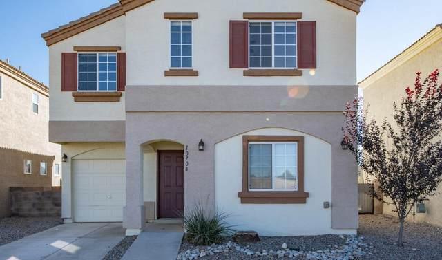 10704 Habanero Way SE, Albuquerque, NM 87123 (MLS #1003200) :: Campbell & Campbell Real Estate Services
