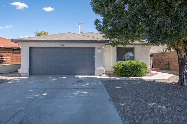 512 Mccloskey Drive SW, Albuquerque, NM 87121 (MLS #1003201) :: The Buchman Group