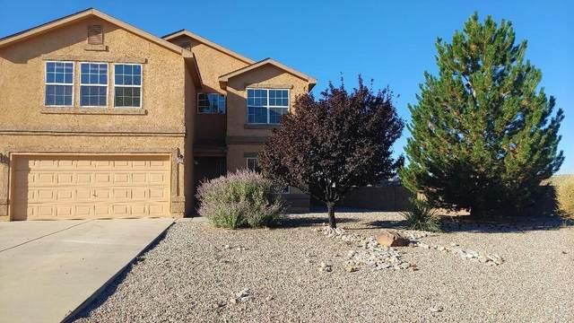 3881 Tranquil Meadows Drive NE, Rio Rancho, NM 87144 (MLS #1003202) :: Keller Williams Realty