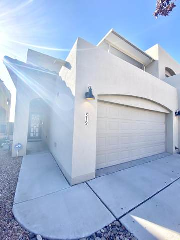 519 Avital Drive NE, Albuquerque, NM 87123 (MLS #1003203) :: Campbell & Campbell Real Estate Services