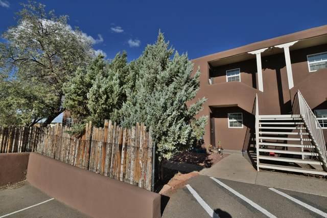 3226 Rufina Street, Santa Fe, NM 87507 (MLS #1003204) :: The Buchman Group