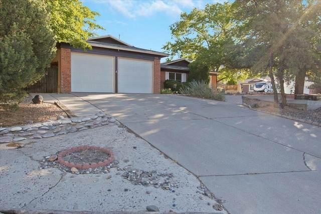 3808 Blue Ridge Place NE, Albuquerque, NM 87111 (MLS #1003208) :: The Buchman Group