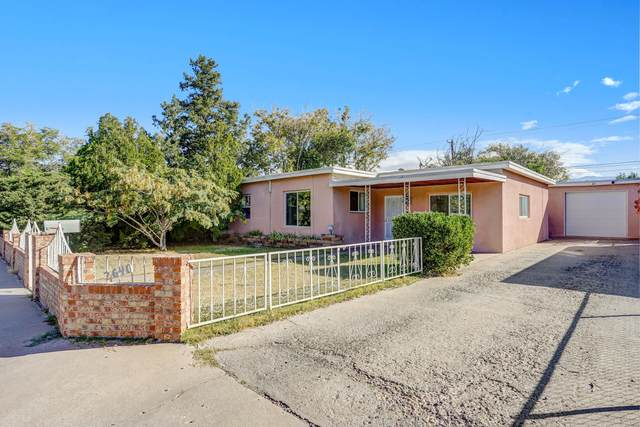 2640 Quincy Street NE, Albuquerque, NM 87110 (MLS #1003209) :: Campbell & Campbell Real Estate Services