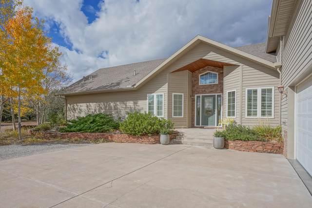 7 Retzer Way, Cedar Crest, NM 87008 (MLS #1003210) :: The Buchman Group