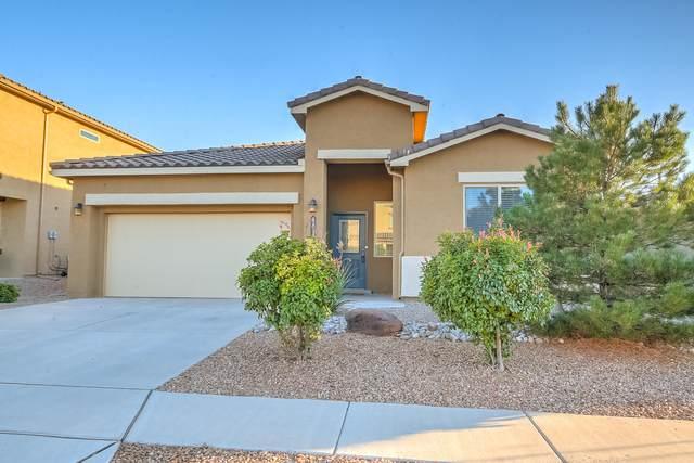 6812 Napoleon Road NE, Rio Rancho, NM 87144 (MLS #1003218) :: Campbell & Campbell Real Estate Services