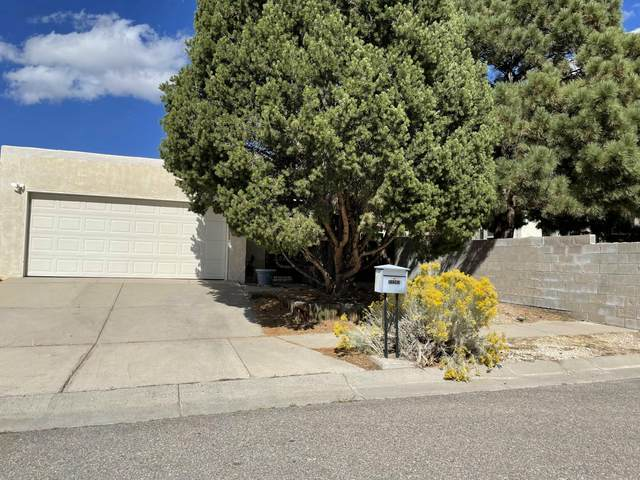 13203 Marble Avenue NE, Albuquerque, NM 87112 (MLS #1003232) :: Campbell & Campbell Real Estate Services