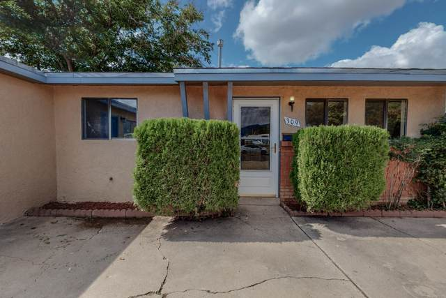 309 Moon Street NE, Albuquerque, NM 87123 (MLS #1003237) :: Campbell & Campbell Real Estate Services