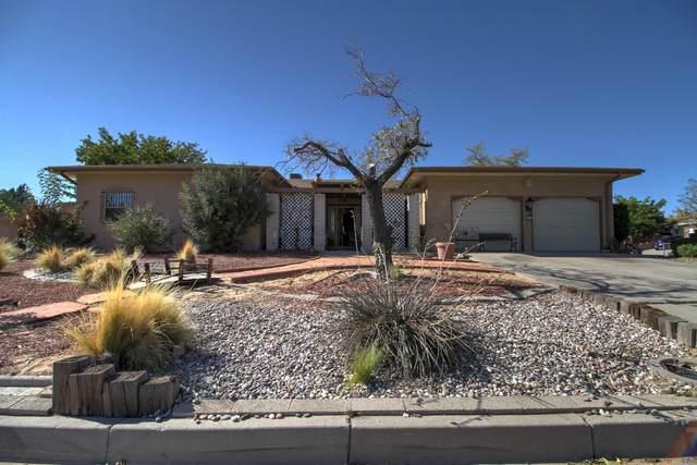 705 Rincon De Romos Drive SE, Rio Rancho, NM 87124 (MLS #1003254) :: Campbell & Campbell Real Estate Services