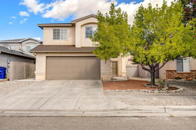 6515 Amberside Road NW, Albuquerque, NM 87120 (MLS #1003268) :: Campbell & Campbell Real Estate Services