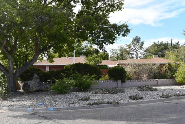 3711 35TH Circle SE, Rio Rancho, NM 87124 (MLS #1003276) :: Campbell & Campbell Real Estate Services