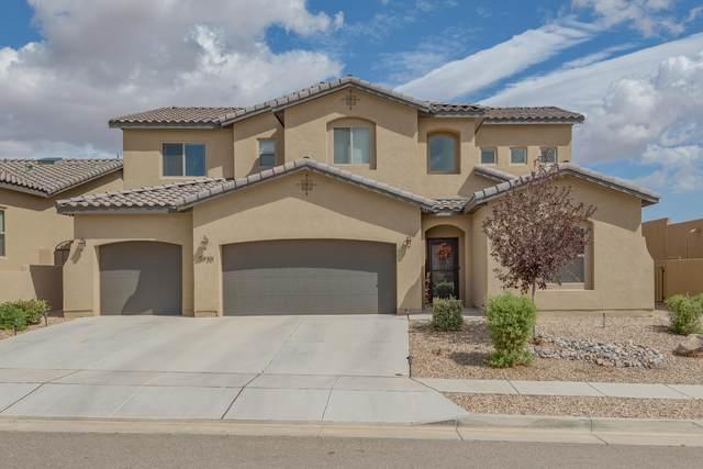 5920 S Sandia Court NE, Rio Rancho, NM 87144 (MLS #1003280) :: The Buchman Group