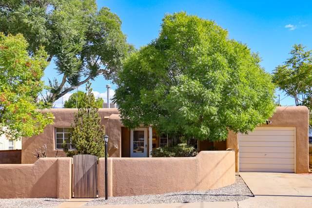 1428 Manzano Street NE, Albuquerque, NM 87110 (MLS #1003287) :: The Buchman Group