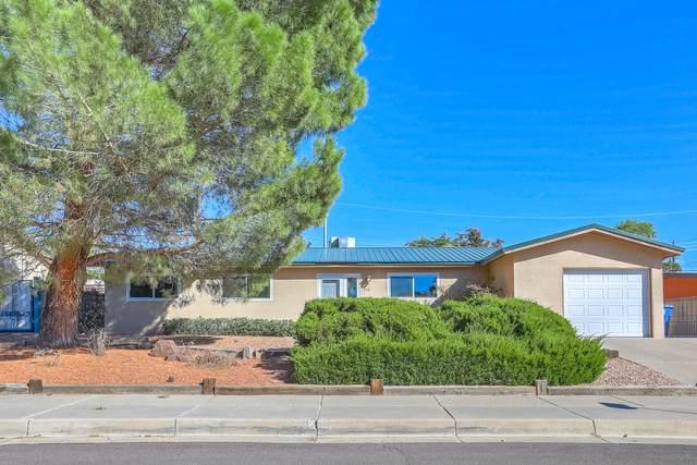 512 Figueroa Street NE, Albuquerque, NM 87123 (MLS #1003289) :: Campbell & Campbell Real Estate Services