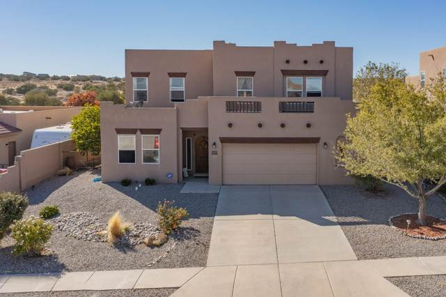 5437 Roosevelt Loop NE, Rio Rancho, NM 87144 (MLS #1003290) :: Campbell & Campbell Real Estate Services