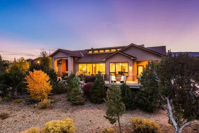 187 Paako Drive, Sandia Park, NM 87047 (MLS #1003299) :: The Buchman Group