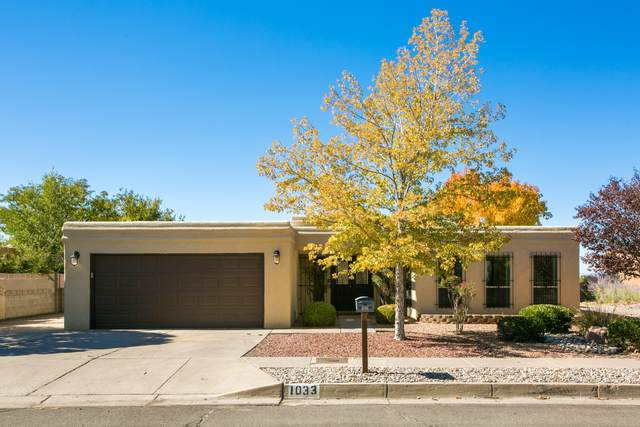 1033 Lawrence Drive NE, Albuquerque, NM 87123 (MLS #1003305) :: Campbell & Campbell Real Estate Services