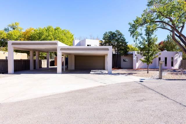 3212 Calle De Estella NW, Albuquerque, NM 87104 (MLS #1003306) :: Campbell & Campbell Real Estate Services