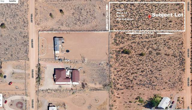605 15TH Street SW, Rio Rancho, NM 87124 (MLS #1003307) :: Campbell & Campbell Real Estate Services