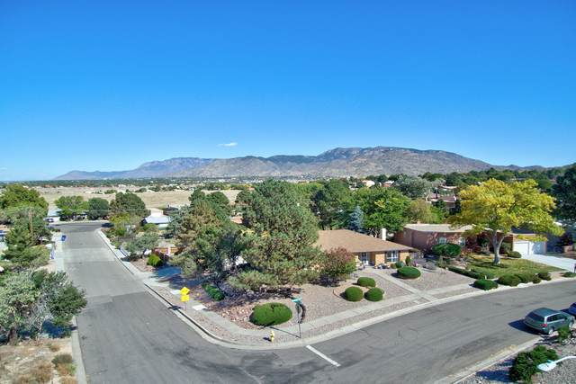 707 Branding Iron Drive SE, Albuquerque, NM 87123 (MLS #1003317) :: Campbell & Campbell Real Estate Services