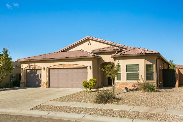 2109 Rockingham Court SE, Albuquerque, NM 87123 (MLS #1003334) :: Campbell & Campbell Real Estate Services