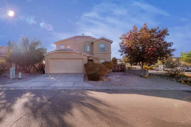 905 Wood Duck Drive SW, Albuquerque, NM 87121 (MLS #1003337) :: The Buchman Group