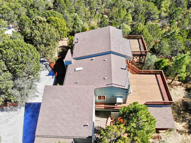 52 Los Lomas Circle, Sandia Park, NM 87047 (MLS #1003348) :: The Buchman Group