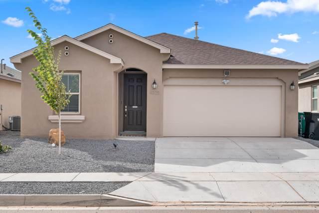 4325 Golden Eagle Loop NE, Rio Rancho, NM 87144 (MLS #1003349) :: The Buchman Group