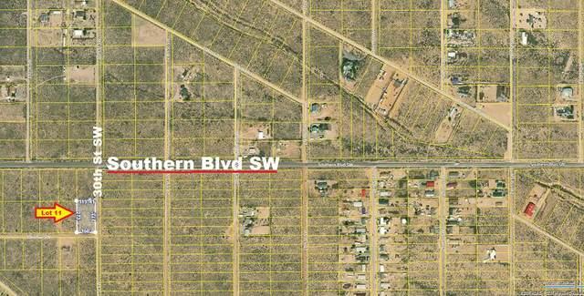 Lot 11 10th Avenue SW, Rio Rancho, NM 87124 (MLS #1003356) :: HergGroup Albuquerque