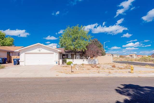 9001 Sunridge Avenue SW, Albuquerque, NM 87121 (MLS #1003359) :: The Buchman Group