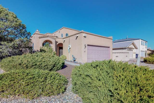 5021 Chaplin Street NW, Albuquerque, NM 87120 (MLS #1003360) :: Campbell & Campbell Real Estate Services