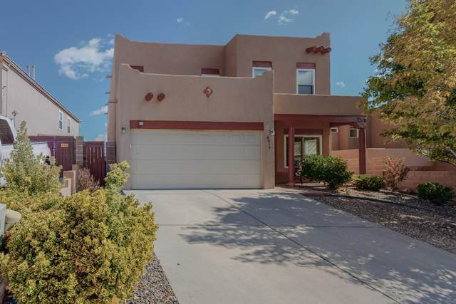 8016 Bluffs Edge Street NW, Albuquerque, NM 87120 (MLS #1003365) :: Campbell & Campbell Real Estate Services