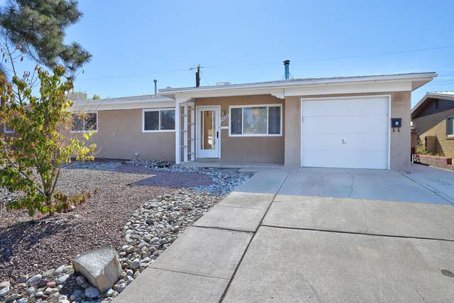 9626 Towner Avenue NE, Albuquerque, NM 87112 (MLS #1003373) :: Campbell & Campbell Real Estate Services