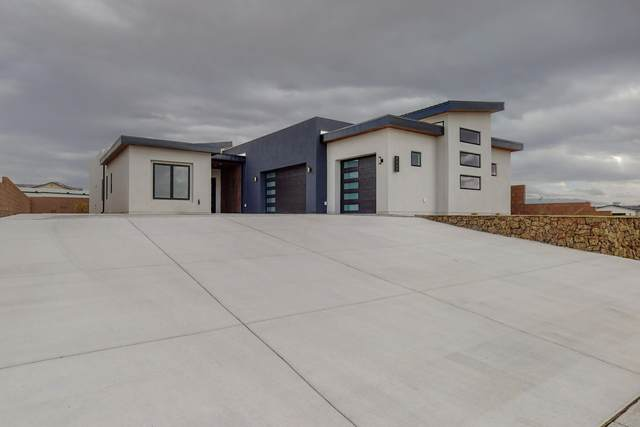 8002 Compass Drive, Albuquerque, NM 87120 (MLS #1003375) :: Campbell & Campbell Real Estate Services