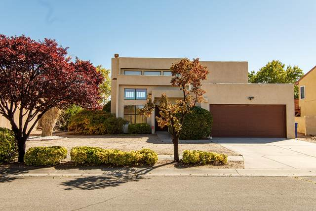 6124 Woodhollow Road NW, Albuquerque, NM 87120 (MLS #1003384) :: Berkshire Hathaway HomeServices Santa Fe Real Estate