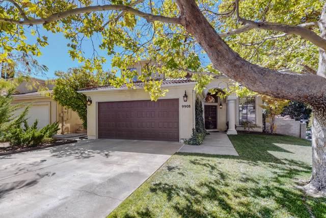 9908 Wellington NE, Albuquerque, NM 87111 (MLS #1003398) :: Campbell & Campbell Real Estate Services