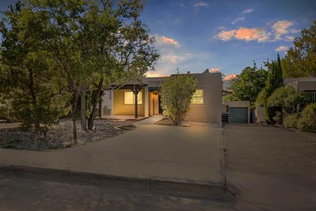 417 Richmond Drive SE, Albuquerque, NM 87106 (MLS #1003399) :: The Buchman Group