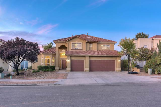 6605 Tesoro Place NE, Albuquerque, NM 87113 (MLS #1003402) :: Campbell & Campbell Real Estate Services