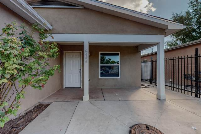 6444 Trujillo Road SW, Albuquerque, NM 87121 (MLS #1003407) :: The Buchman Group