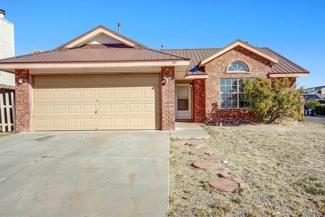 10301 Heron SW, Albuquerque, NM 87121 (MLS #1003439) :: The Buchman Group