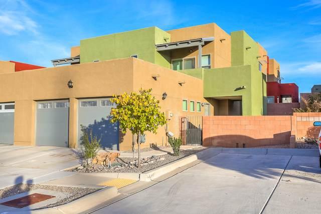 1660 Bull Lea Drive SE, Albuquerque, NM 87123 (MLS #1003448) :: The Buchman Group