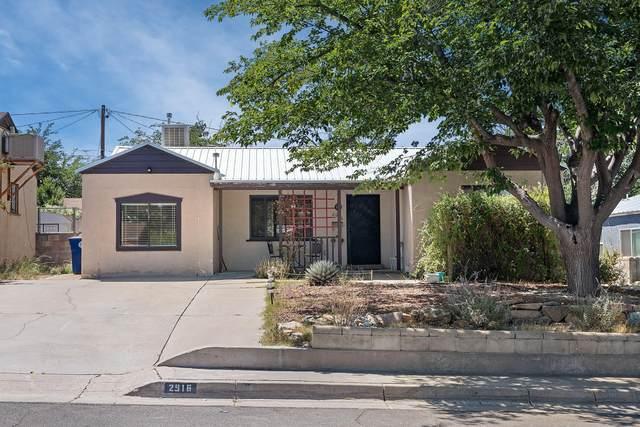 2916 N Santa Cruz Avenue SE, Albuquerque, NM 87106 (MLS #1003454) :: The Buchman Group