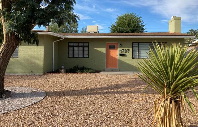 1707 Ross Place SE, Albuquerque, NM 87108 (MLS #1003457) :: The Buchman Group