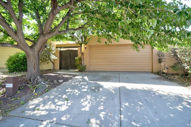 9906 Osuna Road NE, Albuquerque, NM 87111 (MLS #1003460) :: Keller Williams Realty
