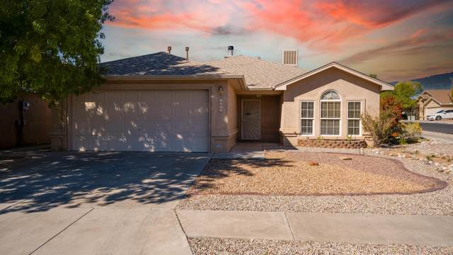 9919 Wind Cave Drive NW, Albuquerque, NM 87114 (MLS #1003461) :: The Buchman Group